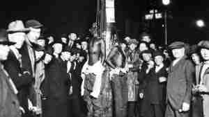 Hangging Slaves