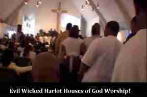 Harlot Houses of God Worship 1