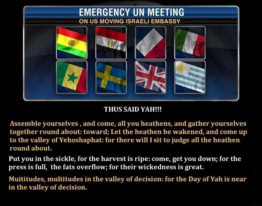 Emergency UN Meeting