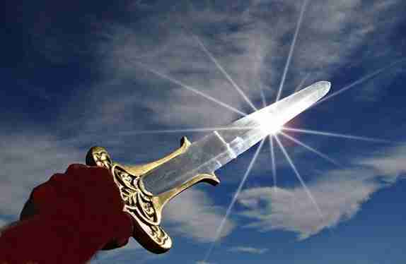 Hand and Sword of Yah