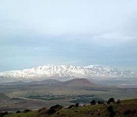 Mount Hermon 1
