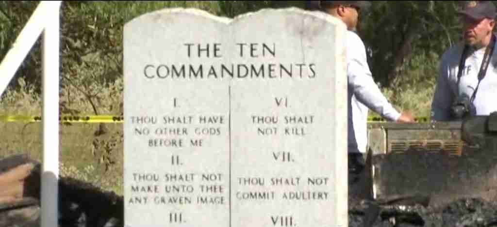 1 Ten Commandments