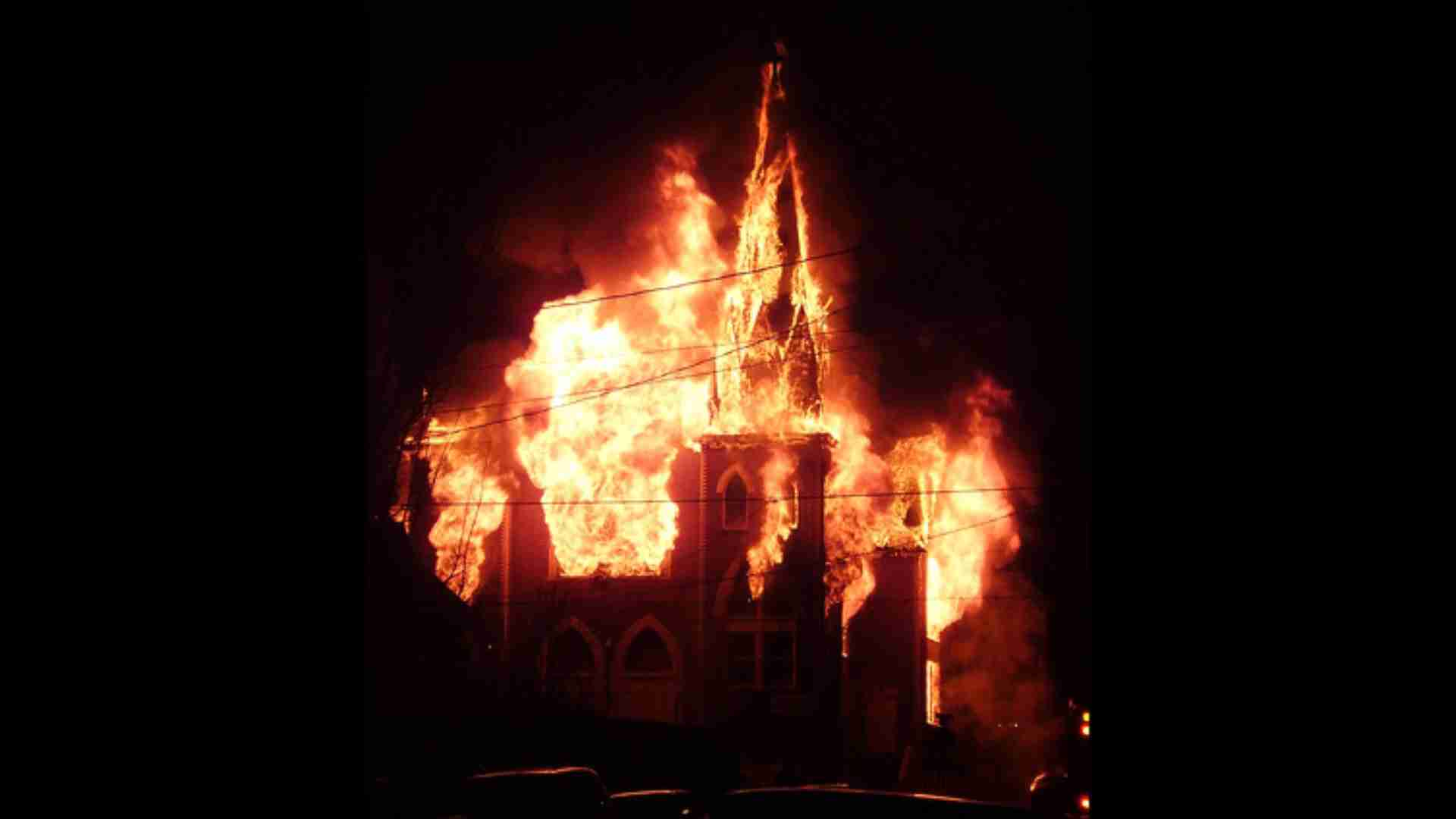 Burning Church