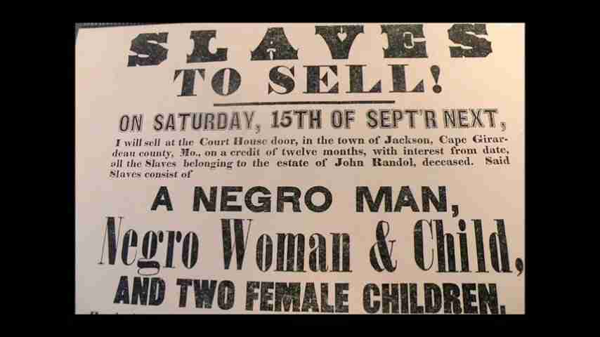 Slaves For Sale