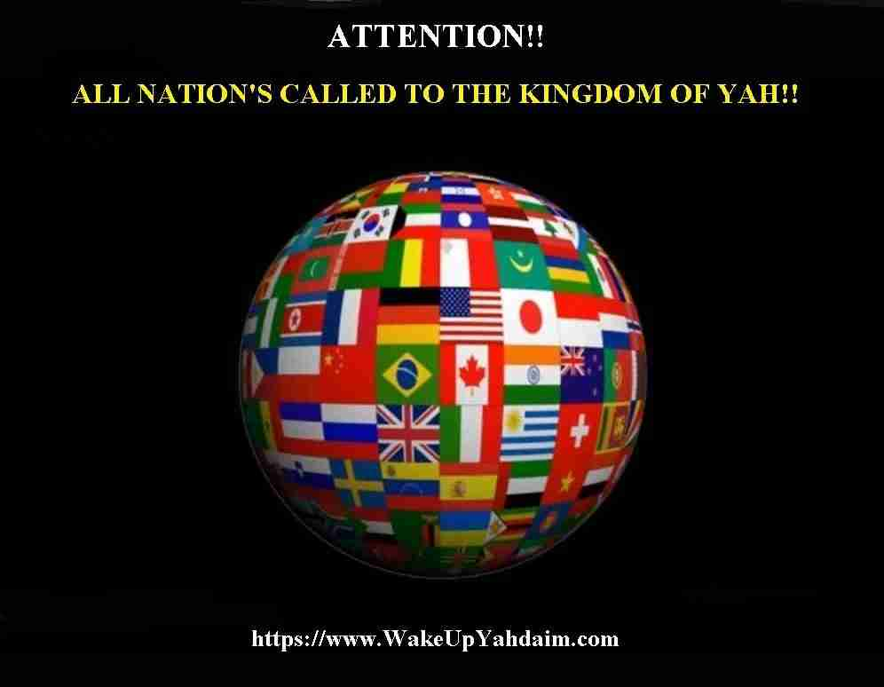 all nations called