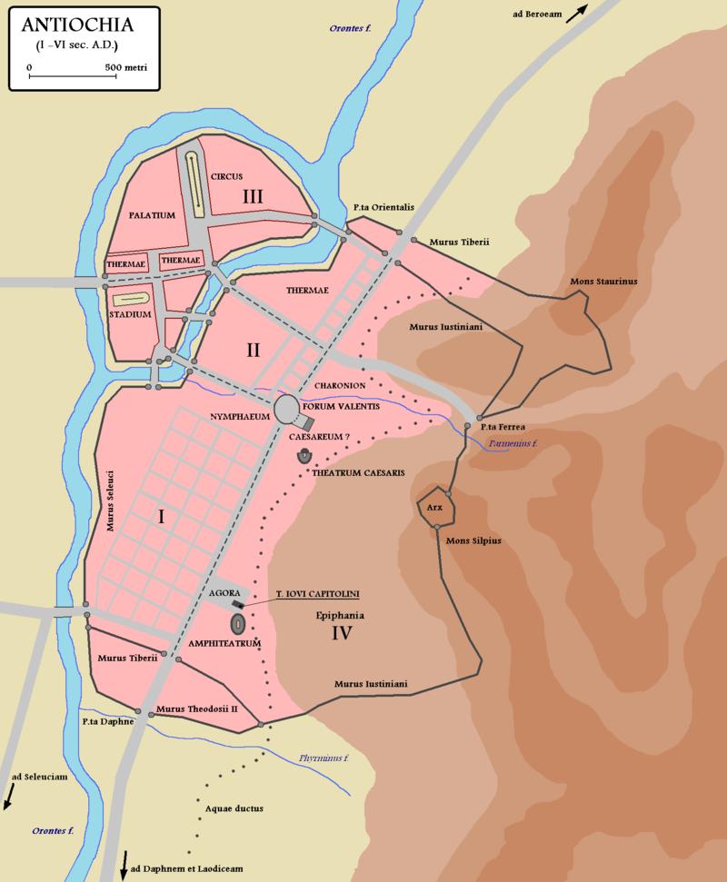 Antiochia su Oronte