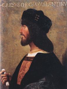 Ceasar Borgia