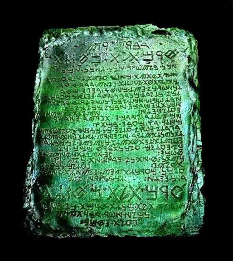 Emarald Tablet of Troth