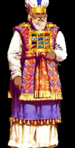 GARMENTS OF HEBREW YAHDAIM HIGH PRIEST