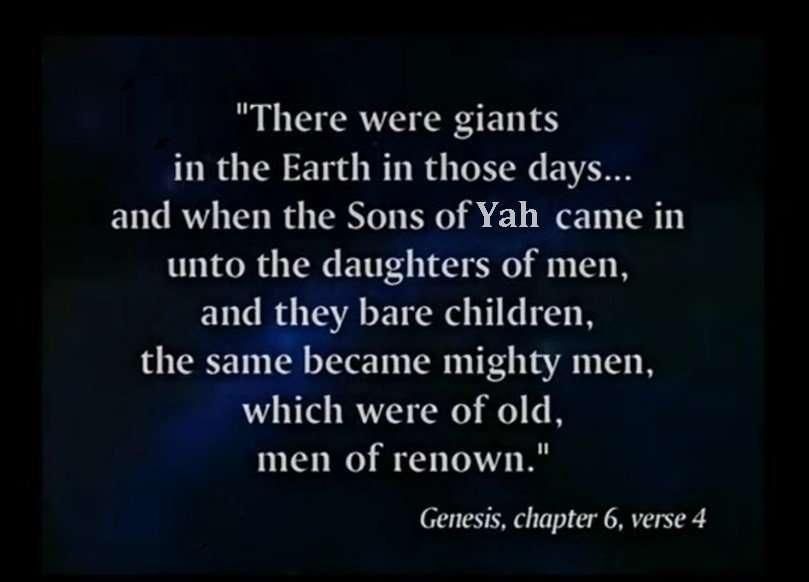 Genesis 6 4