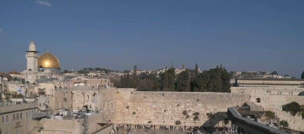 Jewrusalem Old City of Bethel