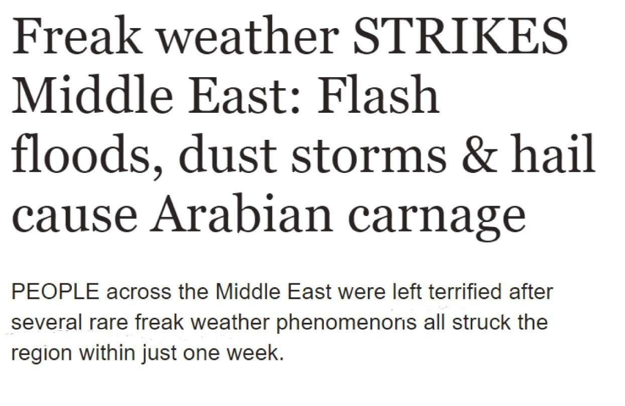 ARABIAN CARNAGE EndTime Events27