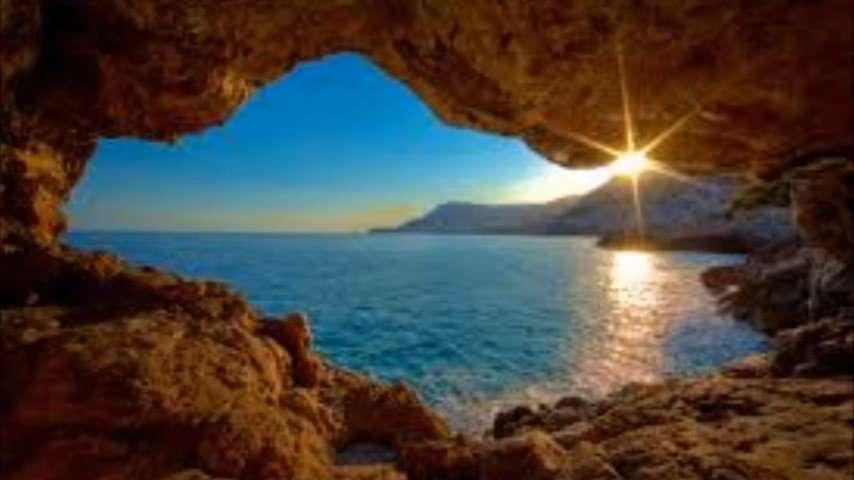 Dry Land Ocean Sun