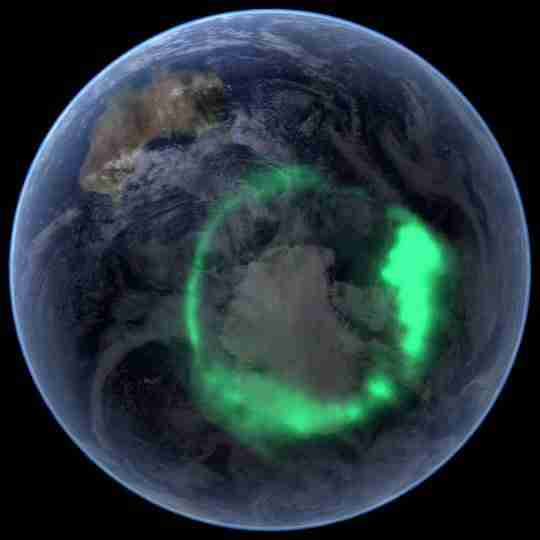 Earth Northern Lights1