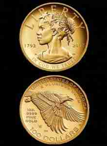 Liberty Gold 1 oz