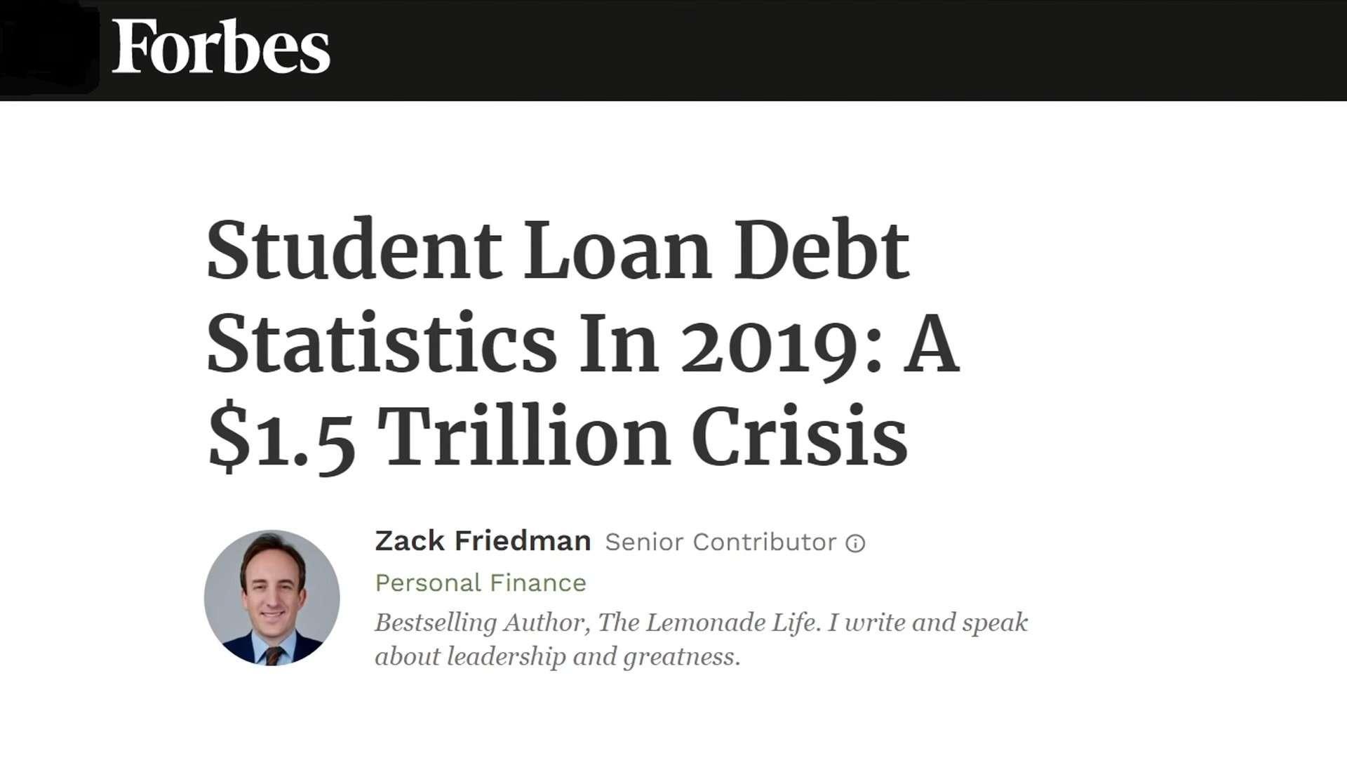 Student Loan Debt2
