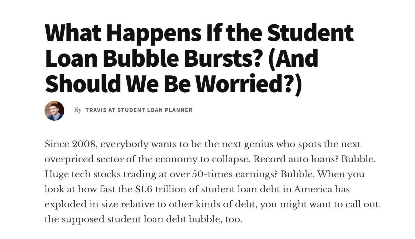 Student Loan Debt6