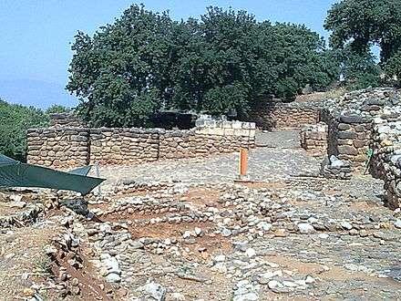 440px Tel Dan Israelite Gate