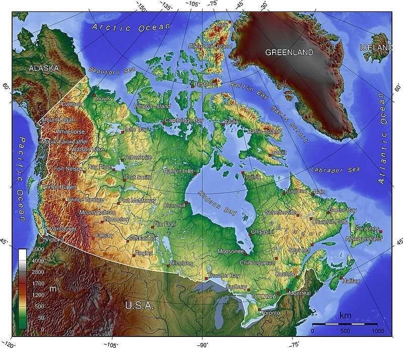 800px Canada topo
