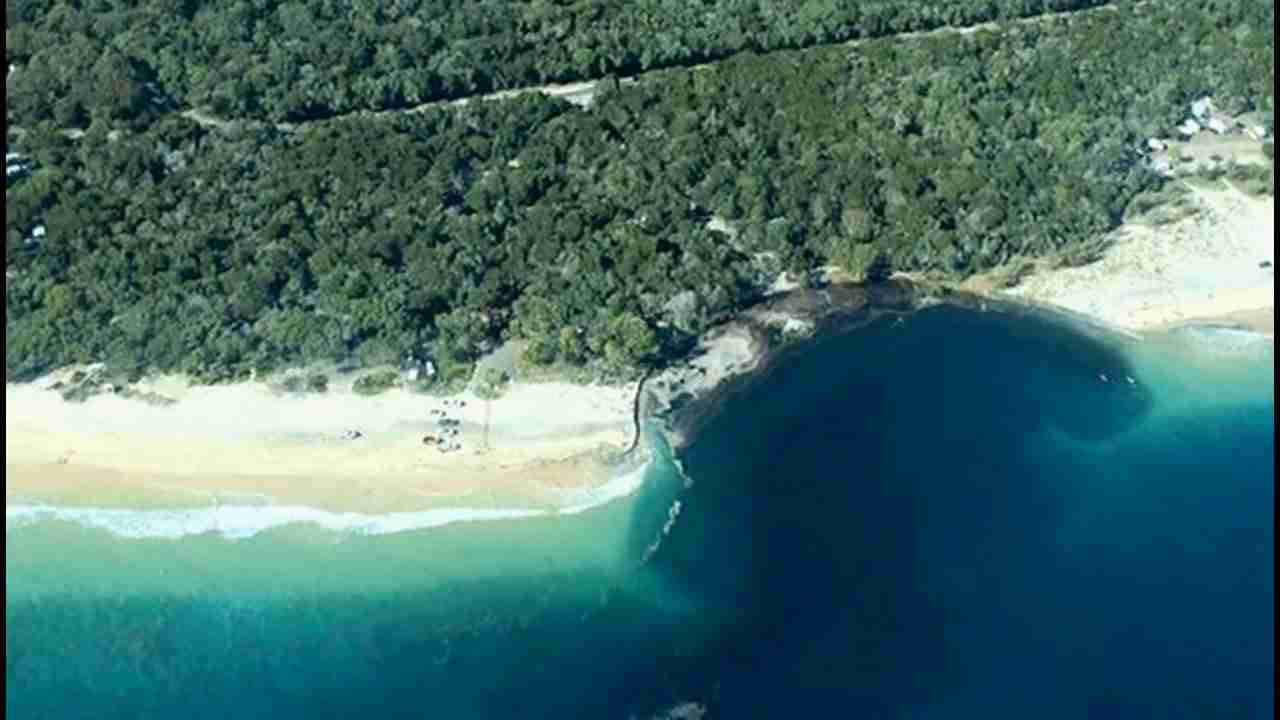 Austrailia Massive Sink Hole