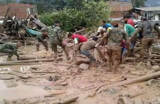 Brazil Mudslides