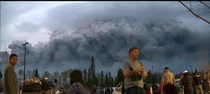 Clouds of Smoke