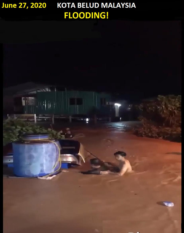Kota Belud Malaysia Flooding1