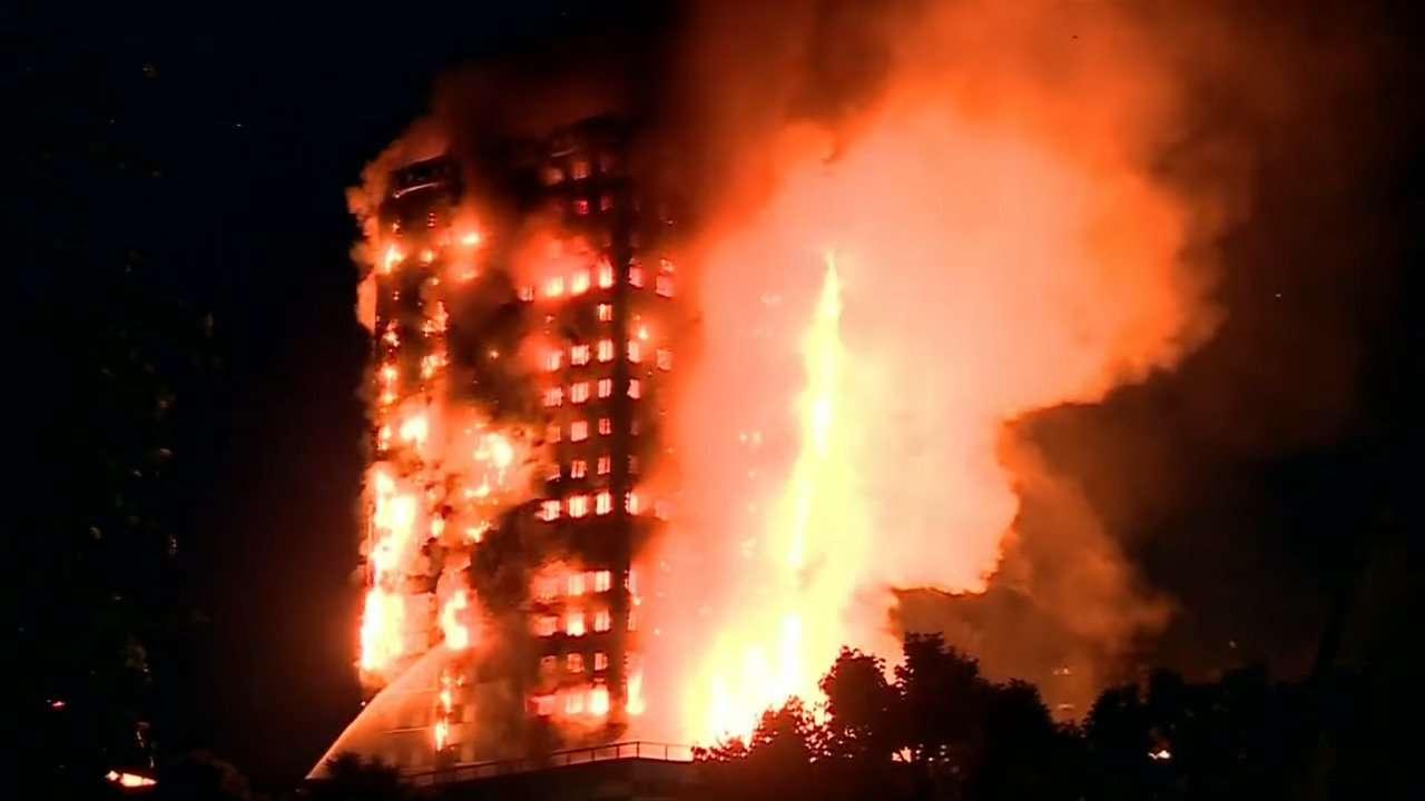 Londons Hidh Rise Fire2