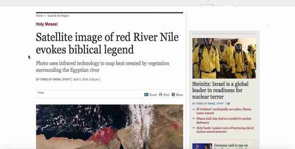 Red River Nile