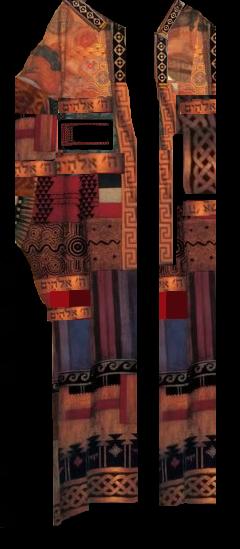 1 Hebrew Coat of Many Colors
