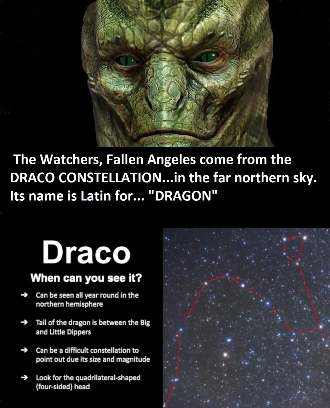 Draco Constilation5