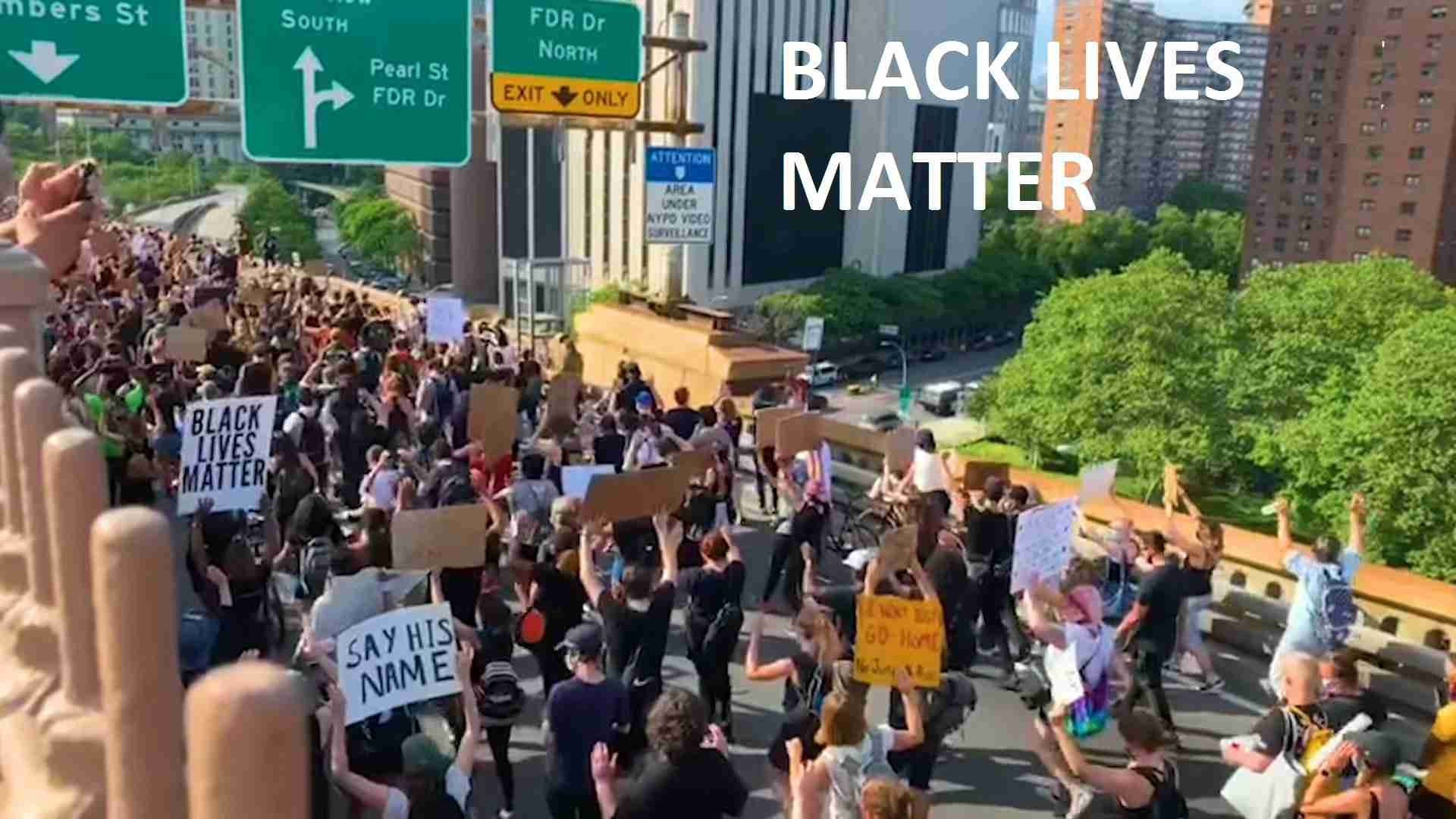 The Blacklives Matter
