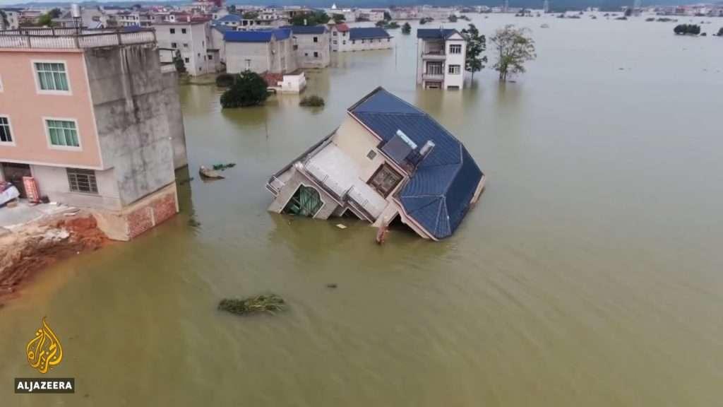 Massive Flooding