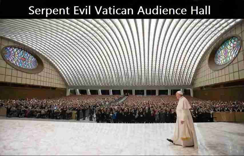 Vatican Serpent Hall