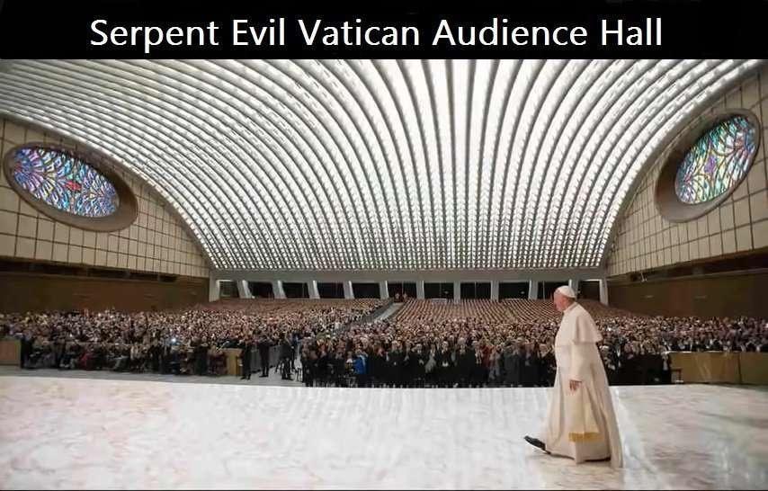 Vatican Serpent Hall