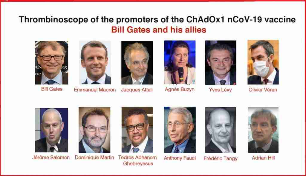 Bill Gates And Allies