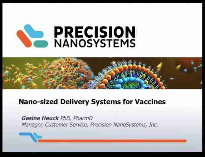 Nano Size Delivery Systems1